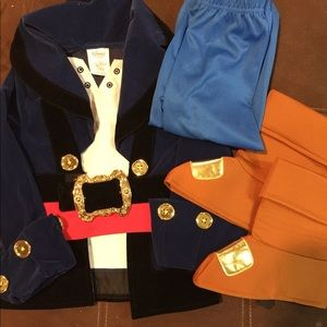 Pirate Halloween costume 2t